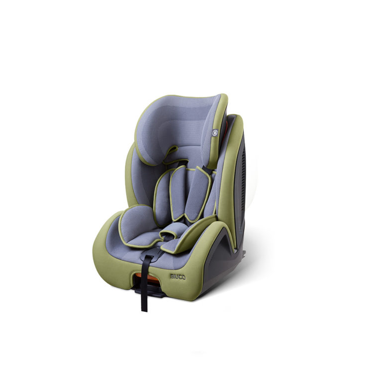 Child Car Seats Design: BIUCO Mars G.1-2-3