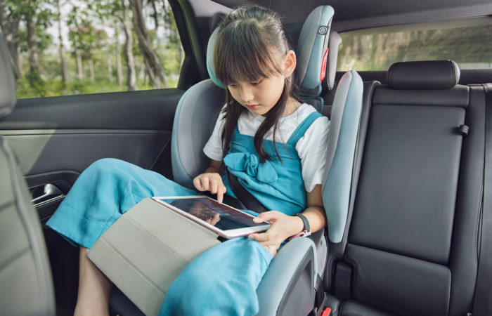 Child Car Seats Design: BIUCO Mars G.1-2-3