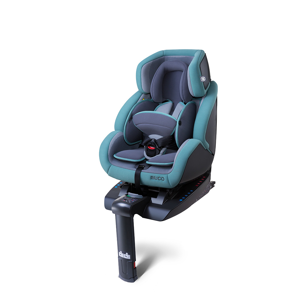Child Car Seats Design: BIUCO Group 0 I-Size Baby Car Seat
