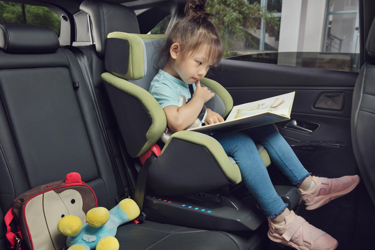 Child Car Seats Design: BIUCO Group 0