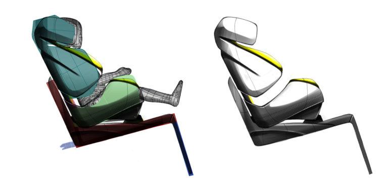 Child Car Seats Design: BIUCO | Case History