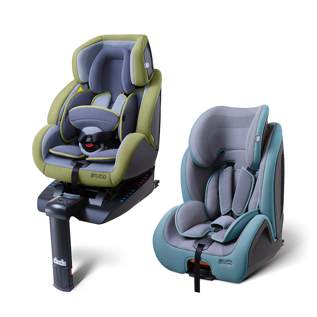 Biuco Baby Car Seats Design: Comfort