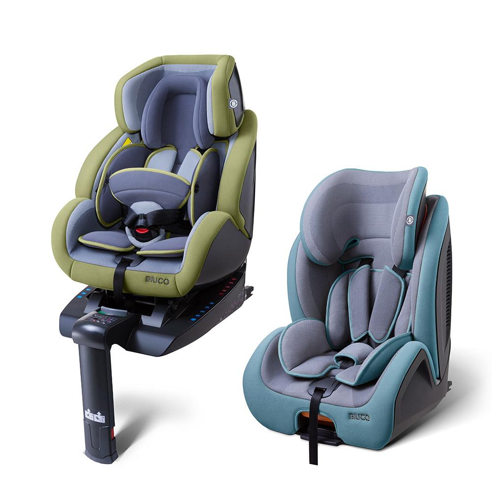 BIUCO Child Car Seats by ZAAFDesign