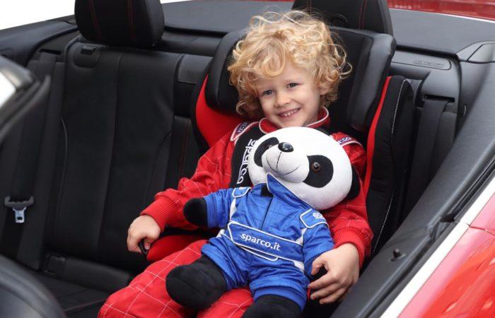 Child Car Seats Design: Sparco Kids SK700