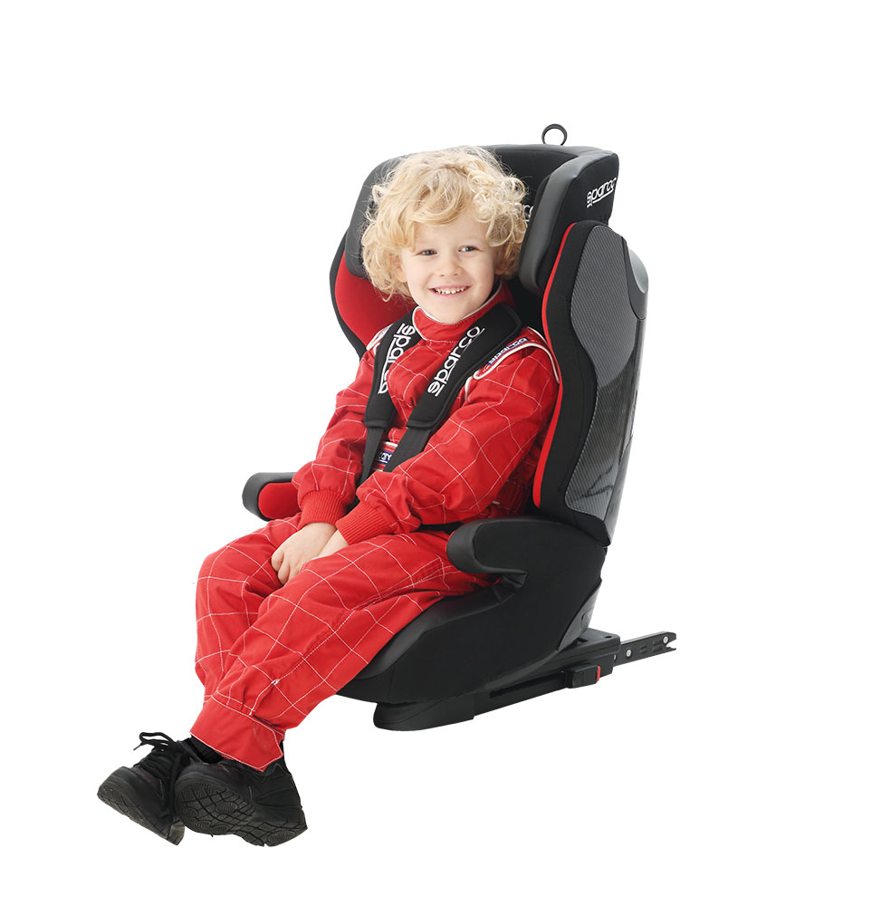 Child Car Seats Design: Sparco Kids SK700