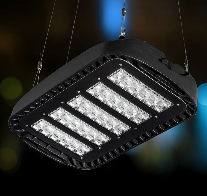 Led Industrial Light Design: Alfa Led High Bay