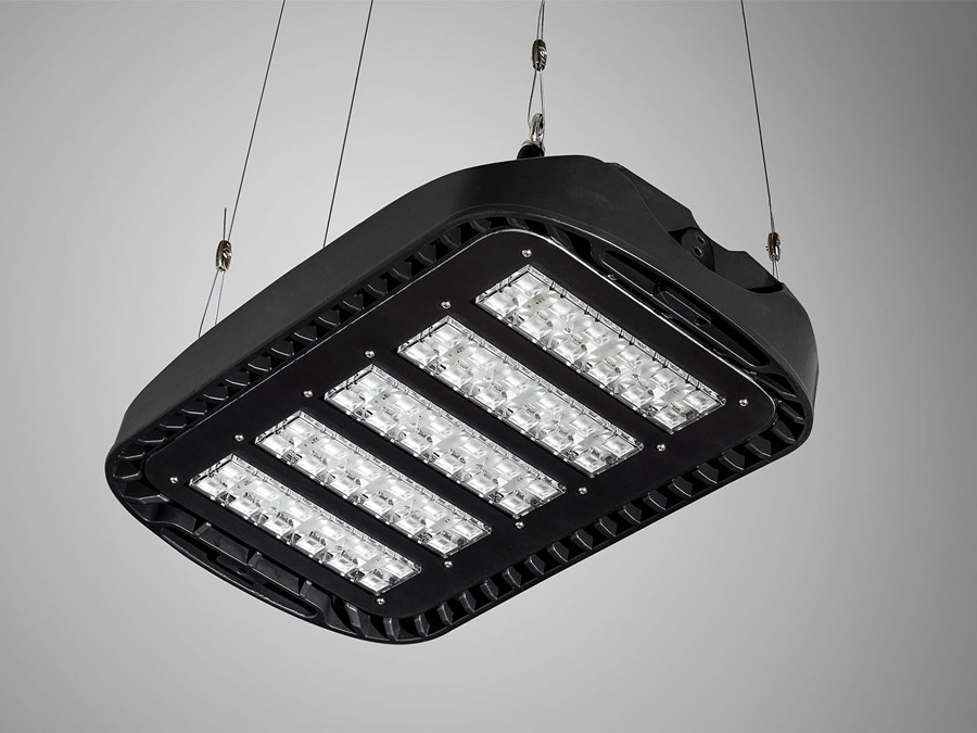 Led Industrial Light Design