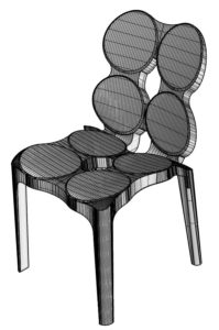 Furniture Design: DHF Chair
