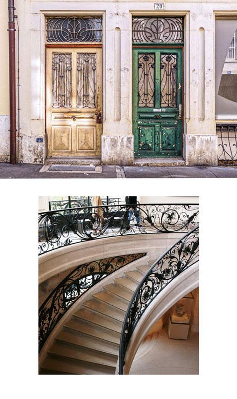 Design Inspiration: Art Nouveau