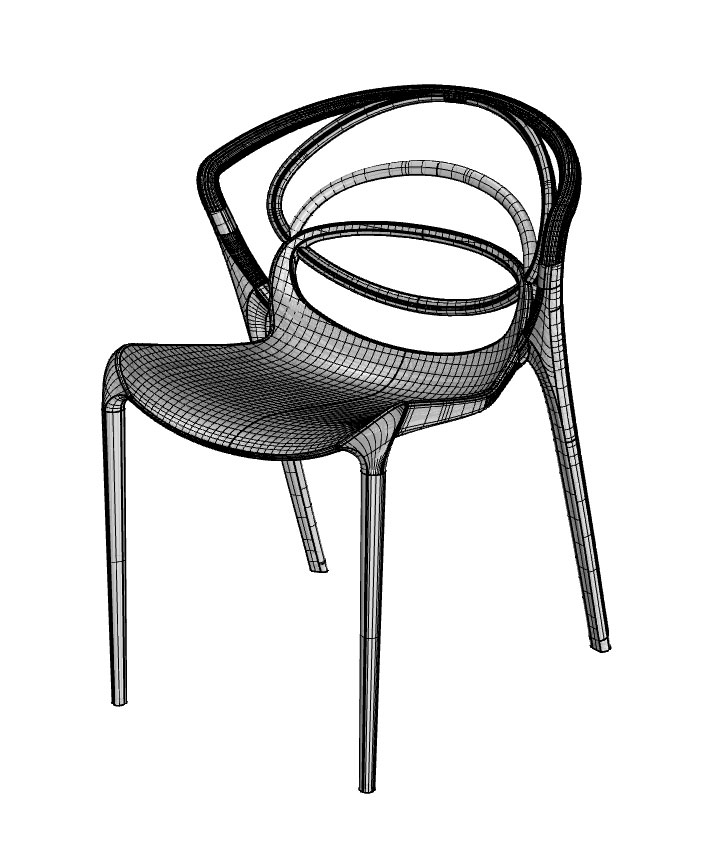 Product Design: DHF Olympia Chair