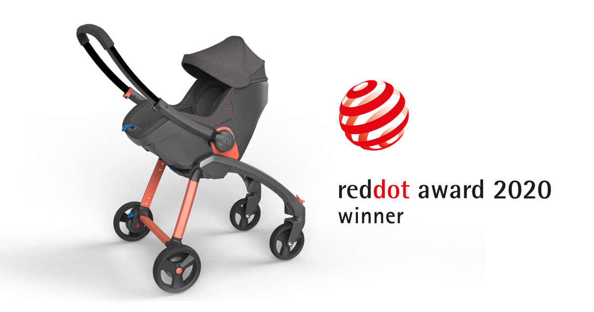 Red Dot Design Award - Best Concept 2020